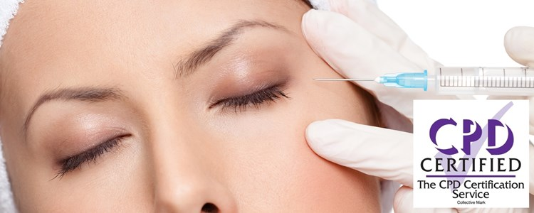 Combined Botox and Dermal Filler Course 3 Step Programme